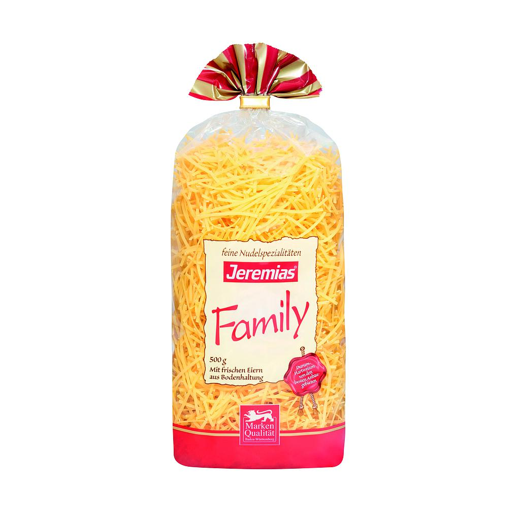 Fadennudeln, Family 500g